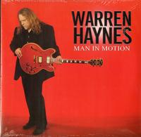 Warren Haynes-Man in Motion