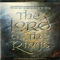 Leonard Rosenman-The Lord of the Rings soundtrack - 1978