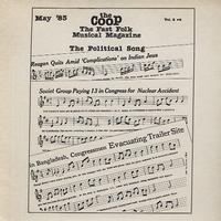 Various Artists - Fast Folk Musical Magazine May 83