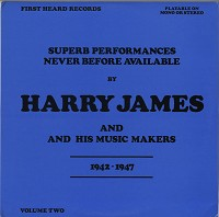 Harry James - Harry James and His Music Makers 1942-1947 Vol.2
