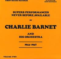 Charlie Barnet - Charlie Barnet & His Orch. Volume 2