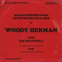 Woody Herman - Woody Herman and His Orchestra 1946 Vol.3