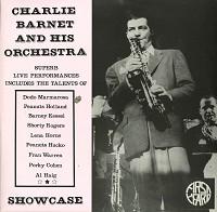 Charlie Barnet - Showcase