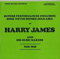 Harry James - Harry James And His Music Makers 1945-1949