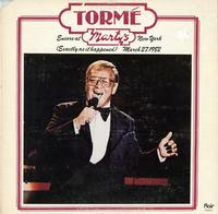 Mel Torme - Encore at Marty's