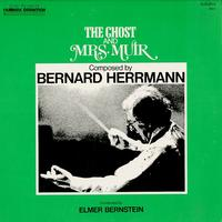 Elmer Bernstein and His Orchestra - Herrmann: The Ghost and Mrs. Muir
