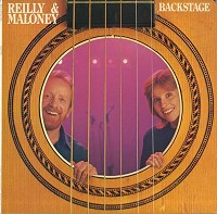 Reilly and Maloney - Backstage