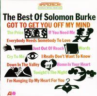 Solomon Burke-The Best Of Solomon Burke *Topper Collection