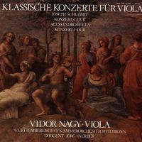Vidor Nagy - Klassische Konzerte Fur Viola