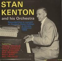 Stan Kenton - Live At Humbolt State College 1959