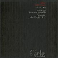 Tristan Fry, Percussion Ensemble - Music For Percussion Vol. 1