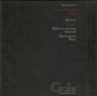 Armstrong, Jones - Shumann: Frauenliebe und Leben--Brahms: Lieder
