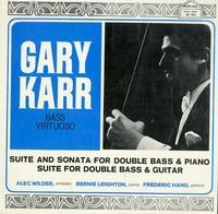 Gary Karr - Bass Vituoso