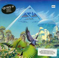 Quiex II - Asian Alpha -  Preowned Vinyl Record