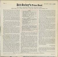 Bob Scobey's Frisco Jazz Band featuring Clancy Hayes - Bob Scobey's Frisco Band with vocals by Clancy Hayes Vol. 4