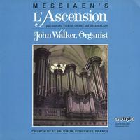 John Walker - Messiaen: L'Ascension etc.