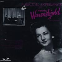 Dorothy Warenskjold - A Recital Experience