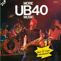 UB40 - More UB40 Music