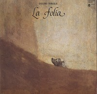 Paniagua, Atrium Musicae - La Folia De La Spagna