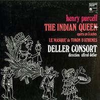 Deller Consort - Purcell: The Indian Queen