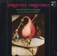 Gregorio Paniagua - Tarentule-Tarentelle, Atrium Musicae de Madrid