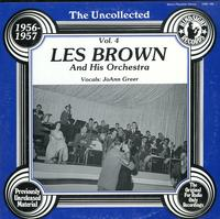 Les Brown - The Uncollected Vol. 4 1956-1957