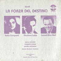 Cerquetti, Labo, Marducci - Verdi: La Forza Del Destino
