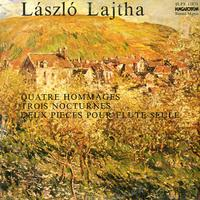 Lajos, Pongracz, Dittrich, Fulemile - Lajtha: Chamber Works