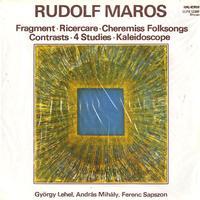 Lehel, Budapest Symphony Orchestra - Maros: Toredek etc.