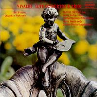Ferenc, Chamber Orch. - Vivaldi: Lute Concertos & Trios