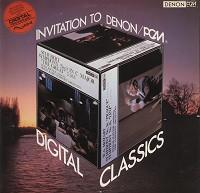 Various Artists - Invitation To Denon - Digital Classics