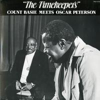 Count Basie Meets Oscar Peterson-The Timekeepers