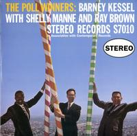 Barney Kessel, Ray Brown, and Shelly Manne - The Poll Winners