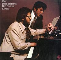 Tony Bennett/Bill Evans-The Tony Bennett/Bill Evans Album