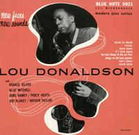Lou Donaldson - New Faces-New Sounds