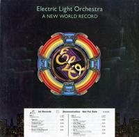 Electric Light Orchestra-A New Worl Record