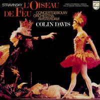 Davis, Concertgebouw Orchestra - Stravinsky L'Oiseau de Feu