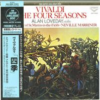 Loveday, Marriner, Academy of St. Martin-in-the-Fields - Vivaldi: The Four Seasons
