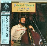 Gary Karr With Harmon Lewis - Adagio d'Albinoni