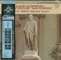 Dorati, Philharmonia Hungarica - Haydn: Symphonies Nos. 100 & 94