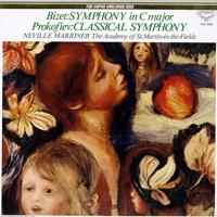 Marriner, Academy of St. Martin-in-the-Fields-Bizet: Symphony In C Major