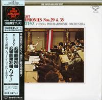 Istvan Kertesz, Vienna Philharmonic Orchestra - Mozart: Symphony Nos. 29 & 35