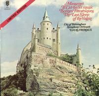 Fremaux, City of Birmingham Symphony Orchestra - Le Cid - Ballet Music, Scènes Pittoresques, The Last Sleep Of The Virgin