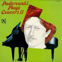 Ignace Jan Paderewski - Plays Concert II