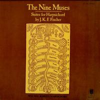 Roberts - Fischer: The Nine Muses -Suites For Harpsichord