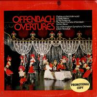 Fremaux, C.B.S.O. - Offenbach Overtures