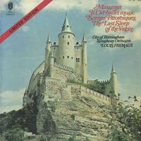 Fremaux, City of Birmingham Symphony Orchestra - Massenet: Le Cid etc.