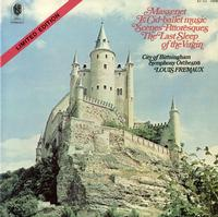 Fremaux, City of Birmingham Symphony - Massenet: Le Cid Ballet Music