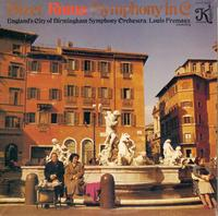 Louis Fremaux - Bizet: Roma, Symphony in C