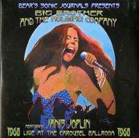 Big Brother and the Holding Company featuring Janis Joplin-Live At The Carousel Ballroom 1968